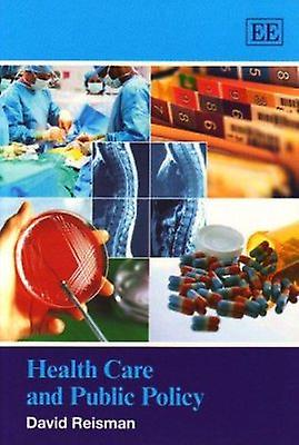 Health voituree and Public Policy by David Reishomme - 9781848443471 Book