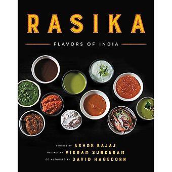 Berit: Smaker från Indien