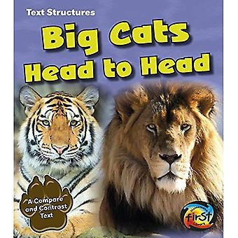 Big Cats Head to Head: A Compare and Contrast Text (Text Structures)