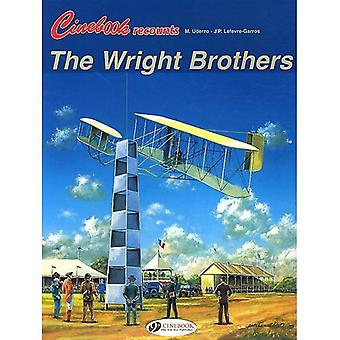 Cinebook Recounts the Wright Brothers: 3