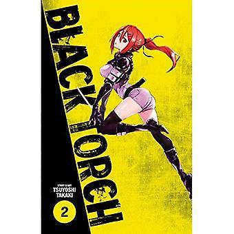 Black Torch, Vol. 2 (Black� Torch)