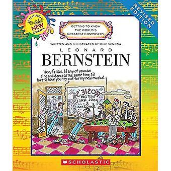 Leonard Bernstein (Revised Edition) (Kennenlernen der weltweit größten Komponisten)