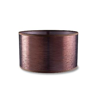 Dress Up Extra Small Round Antique Copper Finish Shade - Leds-C4 PAN-198-V7