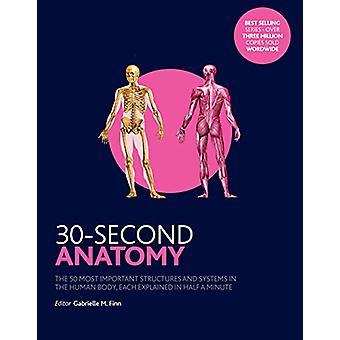 30 秒の解剖学 - 50 の最も重要な構造とのシステム