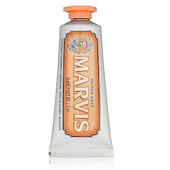 Marvis Travel Size Ginger Mint Toothpaste