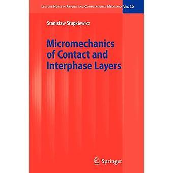 Micromecánica de contacto y las capas de interfase Stupkiewicz & s.