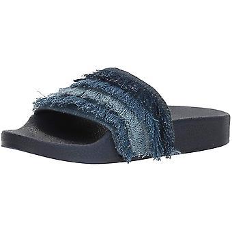 Kids Kenneth Cole Reaction Boys Shower Fray Slip On Boat Shoes