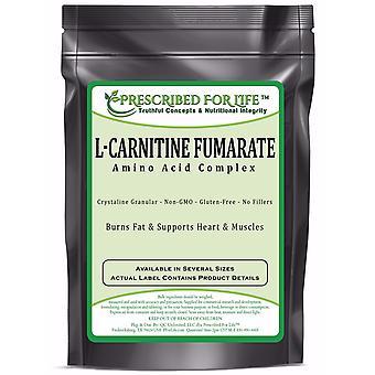 Carnitine Fumarate (L) - Amino Acid Weight Management Crystalline Powder