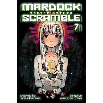 Mardock Scramble 7 by Tow Ubukata - 9781612622989 Book