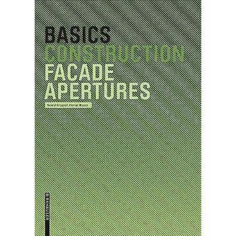 Basics Facade Apertures by Basics Facade Apertures - 9783764384661 Bo