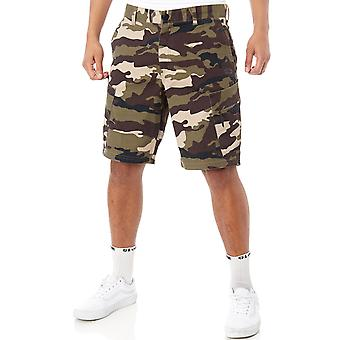 Oakley Core Camo Patterned - 21 Inch Cargo Shorts