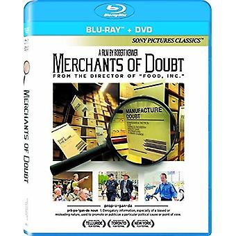 Merchants of Doubt [BLU-RAY] USA import