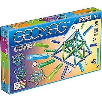 Geomag 263 Classic Building Set 91 piezas