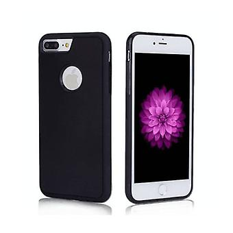 Stuff Certified ® iPhone 7 Plus - Anti Gravity Absorption Case Cover Cas Case Black
