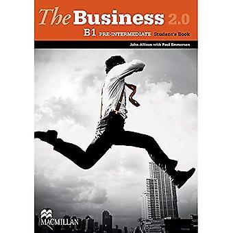 Livro do aluno Business 2.0 + EWorkbook nível pré-intermediário