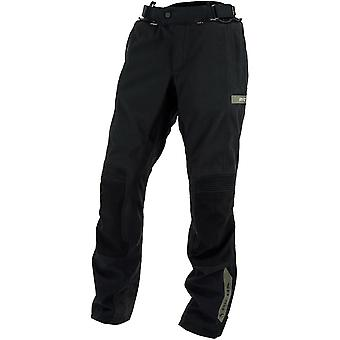 Richa Black Atlantic GTX Standard Motorcycle Waterproof Pants
