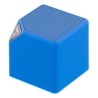 STREETZ Bluetooth Speaker, FM radio, USB, microSD
