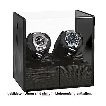 Beco Watch Wincher Satin Carbon 309402