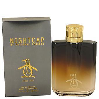 Original Penguin Nightcap Eau De Toilette Spray By Original Penguin 100 ml