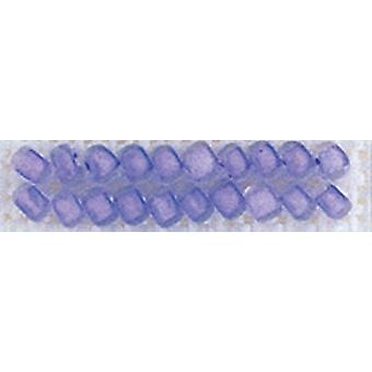 Mill Hill Frosted Glass Seed Beads 2.5mm 4.25g-Lavender