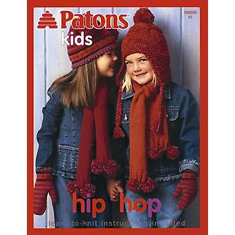 Patons Hip Hop Worsted Weight Pa 986