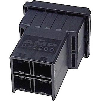 Pin enclosure - cable DYNAMIC 5000 Series Total number of pins 6 TE Connectivity 1-917808-3 1 pc(s)