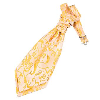 Boy's Passion Gold Scrunchie Cravat