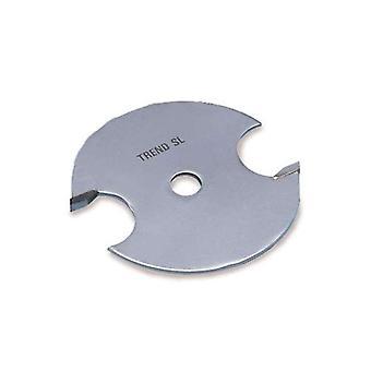 Tendenza - alesaggio di taglio 1/4 di Slotter 3,0 mm - SL/DD