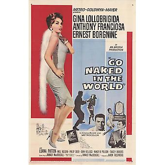 Go Naked in the World Movie Poster Print (27 x 40)