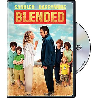 Blended [DVD] USA importeren