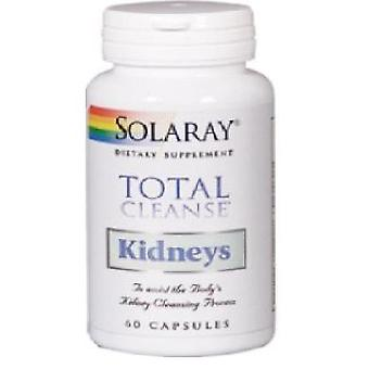 Solaray Total Cleanse Kidney 60 Capsules (Diet , Supplements)