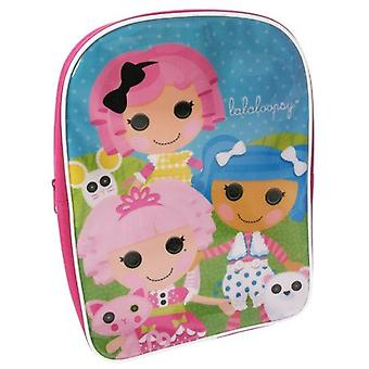 Lalaloopsy | Childrens Backpack | LaLa Loopsy Kids School Bag
