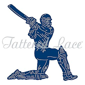Tattered Lace Vintage Cricketer Die