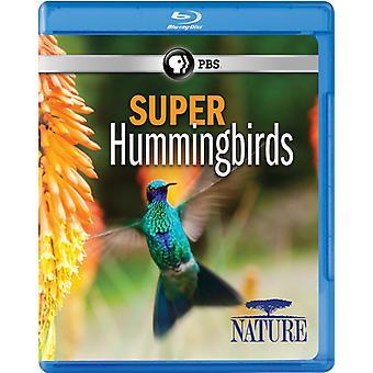 Natur: Super Kolibris [Blu-Ray] USA importieren