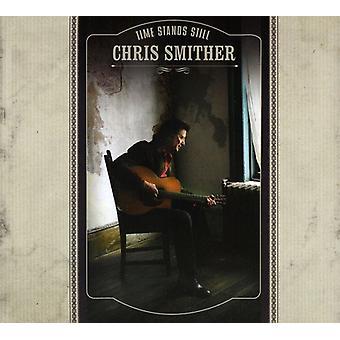 Chris Smither - tid står stadig [CD] USA import