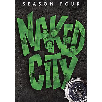Naked City: Season 4 [DVD] USA import