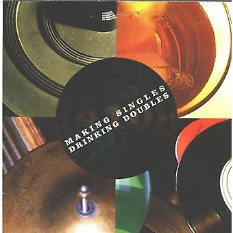 Haciendo Singles potable dobles - que Estados Unidos escoge beber dobles [CD] importar