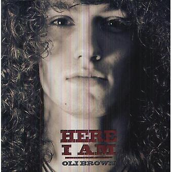 Oli Brown - Here I Am [CD] USA import