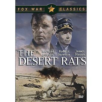 Desert Rats, [DVD] USA importieren