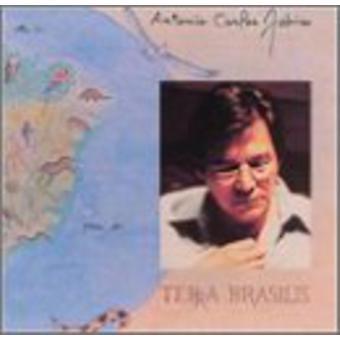 Antonio Carlos Jobim - importación de Terra Brasilis [CD] USA