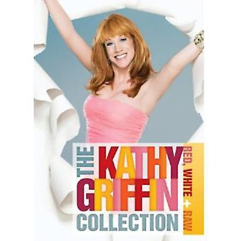 Kathy Griffin - Kathy Griffin Collection: Red White & Raw [DVD] USA import