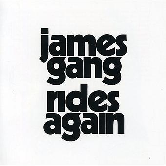 James Gang - Ride Again [CD] USA import