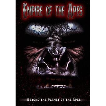 Empire af menneskeaber [DVD] USA importerer