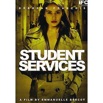 Importación de servicios estudiantiles [DVD] los E.e.u.u.