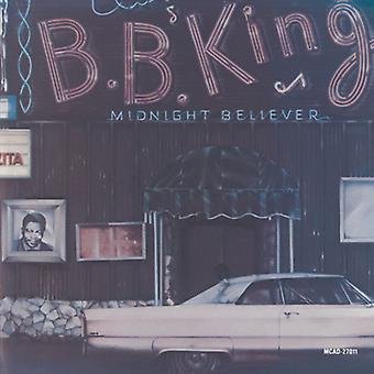 B.B. King - midnatt troende [CD] USA import
