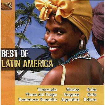 Lo mejor de América Latina - lo mejor de América Latina: importaciones de EEUU Venez [CD]