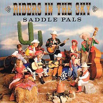 Riders in the Sky - Saddle Pals [CD] USA import