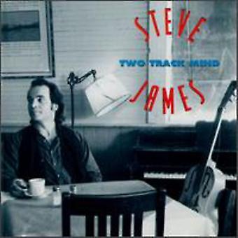 Steve James - Two Track Mind [CD] USA import