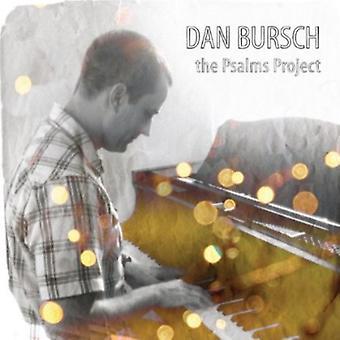 Dan Bursch - Psalms Project [CD] USA import