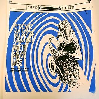 Steve Mackay - North Beach Jazz [CD] USA import